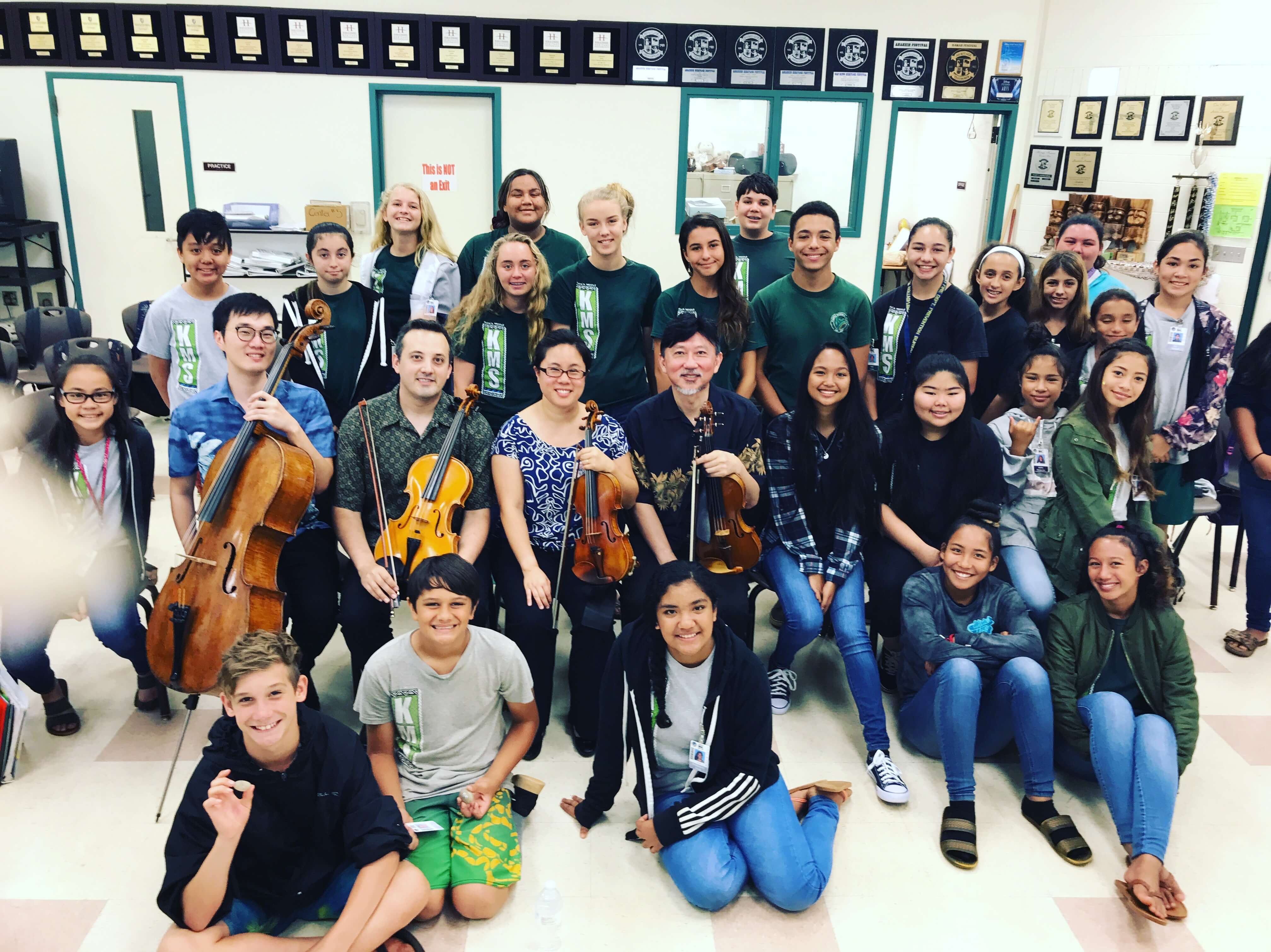"""<p class=""""lft-cnt"""">Lanai High & Elementary School has been fortunate enough to have annual visits by members of Chamber Music Hawaii's two ensembles: Spring Wind Quintet and Honolulu Brass Quintet.  These annual visits from both ensembles have been valuable assets to the development of the band program here...</p><p  class=""""rgt-cnt""""><img src=""""https://chambermusichawaii.org/wp-content/uploads/2021/04/paka-project.jpg""""></p>"""